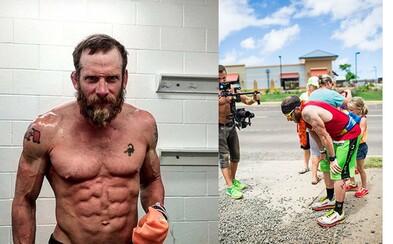 50 dní, 50 štátov a 50 Ironman triatlonov. James Lawrence pokoril samého seba, aby bojoval s detskou obezitou