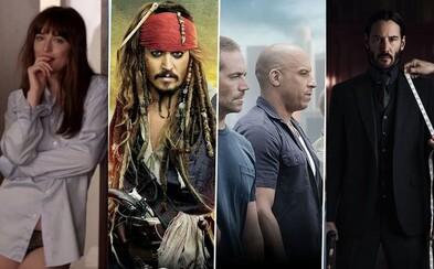 50 nejočekávanějších filmů roku 2017: Kina se stanou naším děsivým, zábavným i dechberoucím domovem