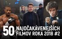 50 najočakávanejších filmov roka 2018 #2