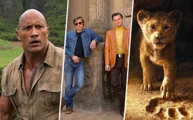 50 najočakávanejších filmov roka 2019 #2