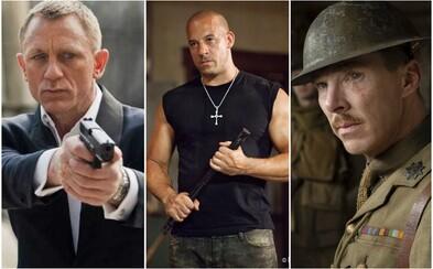 50 nejočekávanějších filmů roku 2020