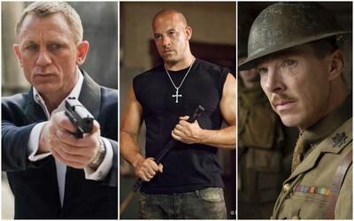 50 najočakávanejších filmov roka 2020