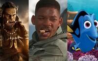 50 nejočekávanějších filmů příštího roku. Čeká nás Warcraft, Tarantino, DiCaprio a mnohé další