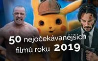 50 nejočekávanějších filmů roku 2019