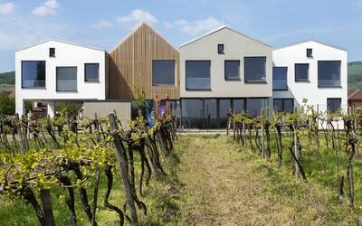 500-tisícová investícia premenená na úžasnú škôlku nad vinicou v prostredí Limbachu