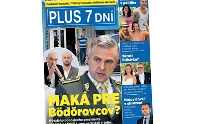Denník Plus 7 dní odfotil bývalého policajného prezidenta v sídle bödörovcov: Som súkromná osoba, reagoval Gašpar.
