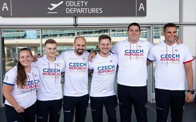 Vyšetřování letu českého olympijského týmu do Tokia postoupilo. Na palubě nebyla dodržována protiepidemická opatření.