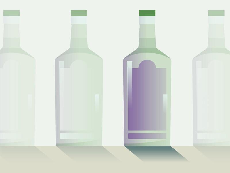 Jaká jsou potenciální rizika spojená s konzumací výrobků z nelegálního nebo padělaného alkoholu?