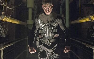 Frank Castle alias Punisher bude prolévat krev i nadále. Netflix totiž potvrdil, že se seriál vrátí s druhou sérií