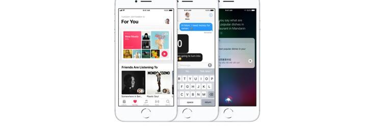 Apple opravuje chyby v iOS 11. Čerstvá aktualizácia by mala dať do poriadku všetky dôležité nedostatky