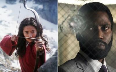 Box Office: Mulan zarobila na Disney  viac ako Tenet v kinách po celom svete. Film za 30 dolárov si malo kúpiť cez 9 miliónov ľudí