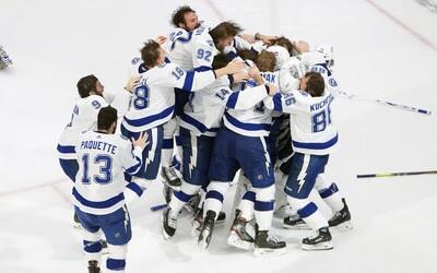 Tampa Bay získala Stanley Cup, radují se i dva hráči z Česka.
