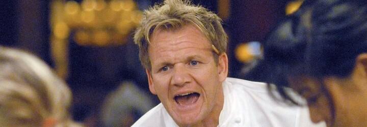 """""""Lepší jídlo jsem viděl i ve vězení."""" Šéfkuchař Gordon Ramsay sarkasticky hodnotí fotografie pokrmů"""
