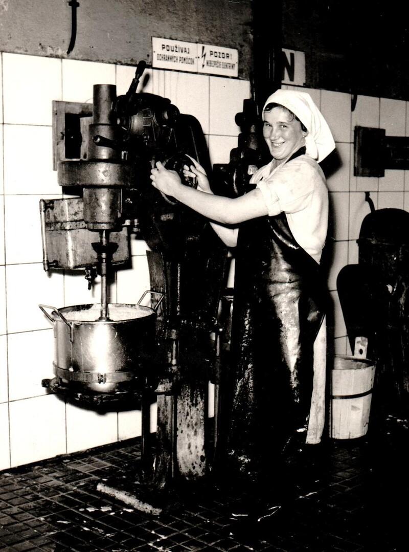 Ako dlho sa v Žiline vyrába treska?