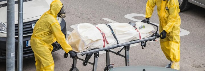 Nejbrutálnější vrazi Česka: Dětem dělal Mikuláše a o měsíc později vyvraždil celou rodinu včetně šestileté dcery