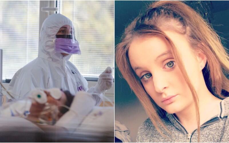 Na koronavírus zomrelo len 21-ročné dievča. Okrem COVID-19 údajne  nemalo žiadne iné zdravotné problémy.