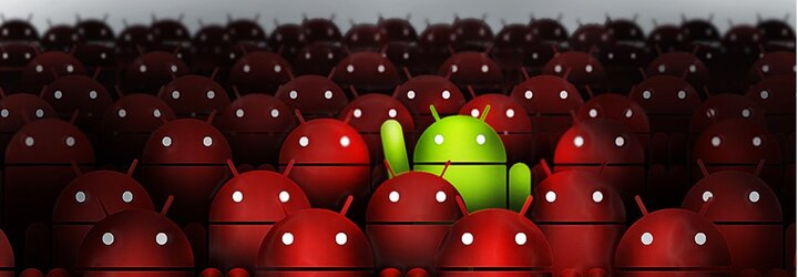 Android se stal operačním systémem s nejvyšším počtem bezpečnostních chyb za rok 2016