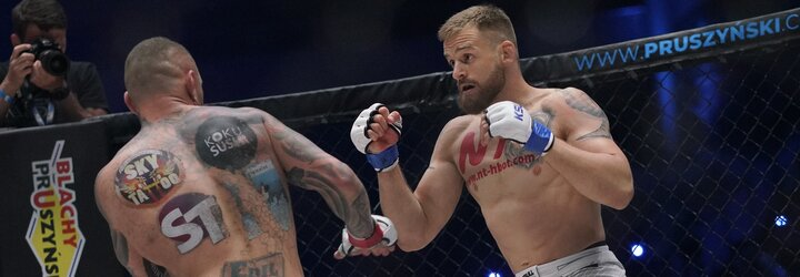 Český MMA bijec Patrik Kincl jde do životní bitvy. V největší organizaci Evropy se porve o titul šampiona (Rozhovor)