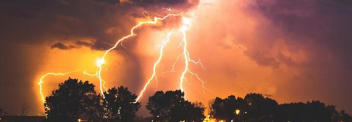 ČHMÚ varuje: Česko zasáhnou další bouřky. Výstraha platí pro těchto sedm krajů
