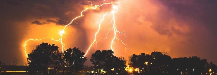 ČHMÚ předběžně varuje: Silné bouřky se do Česka mohou vrátit za pár dní