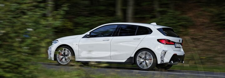 BMW překvapuje. Na trh přináší sportovní verzi 128ti s předním pohonem a 265 koňmi