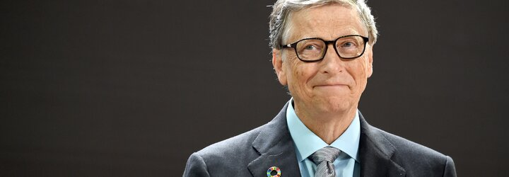 Bill Gates vraj odišiel z predstavenstva Microsoftu pre románik so zamestnankyňou