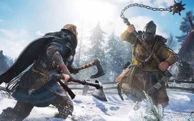 Unikl třicetiminutový gameplay z Assassin's Creed: Valhalla. Ukazuje, jak bude hra vypadat.