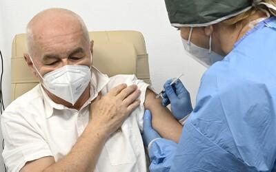 Očkování v krajích: Kolik obyvatel tvého kraje se již k očkování dostalo?