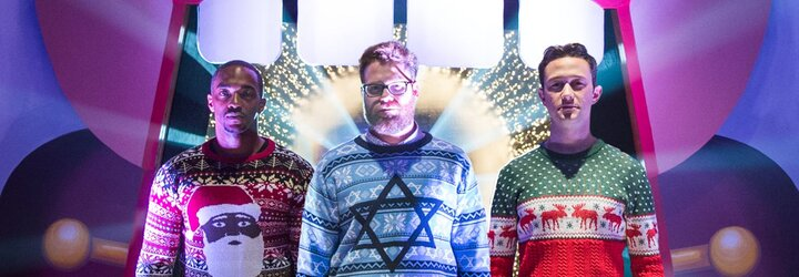 Z predrogovaných Vianoc v The Night Before sa vykľula prekvapivo príjemná a osviežujúca komédia (Recenzia)