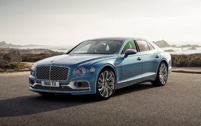 Flying Spur v ultrahonosné edici Mulliner je vůbec nejluxusnější automobil od Bentley