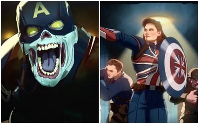 What If? je animovaný seriál od Marvelu, ktorý ukáže alternatíve udalosti v MCU. Uvidíš Black Panthera namiesto Star-Lorda
