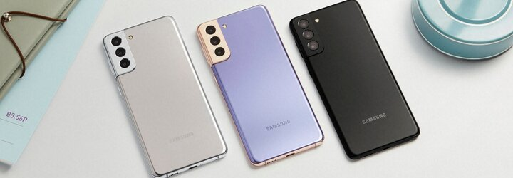 Vybíráš si nový mobil? Toto je pět důvodů, proč bys měl sáhnout po Samsungu