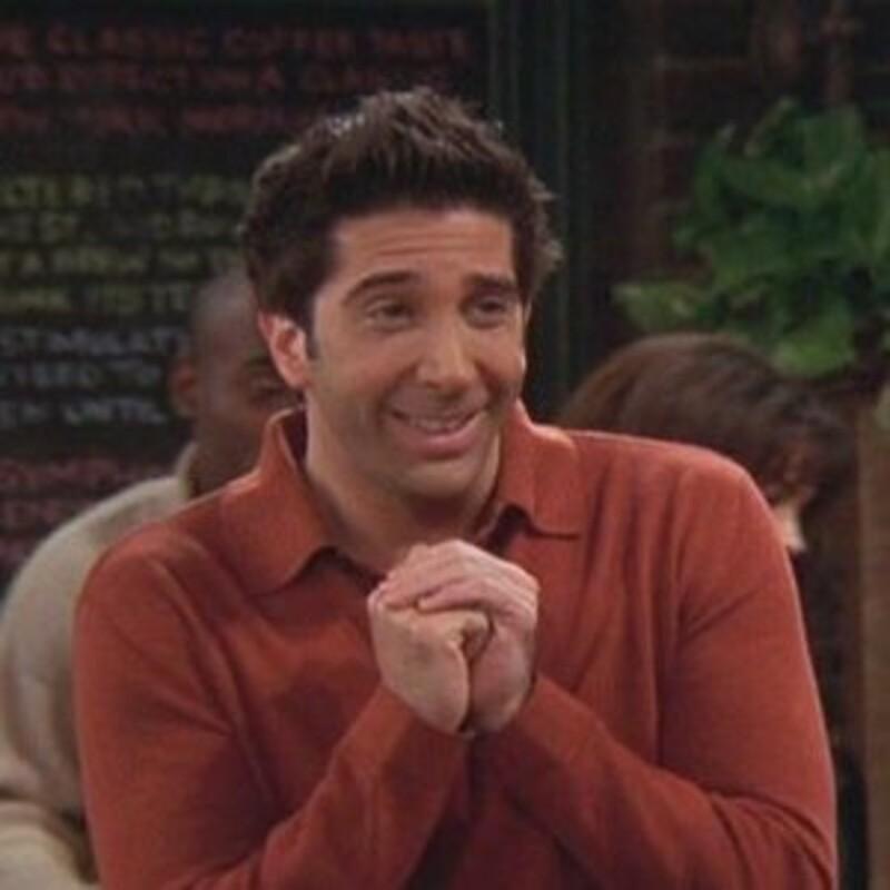 Oddychová otázka: Koľkokrát sa Ross rozviedol?