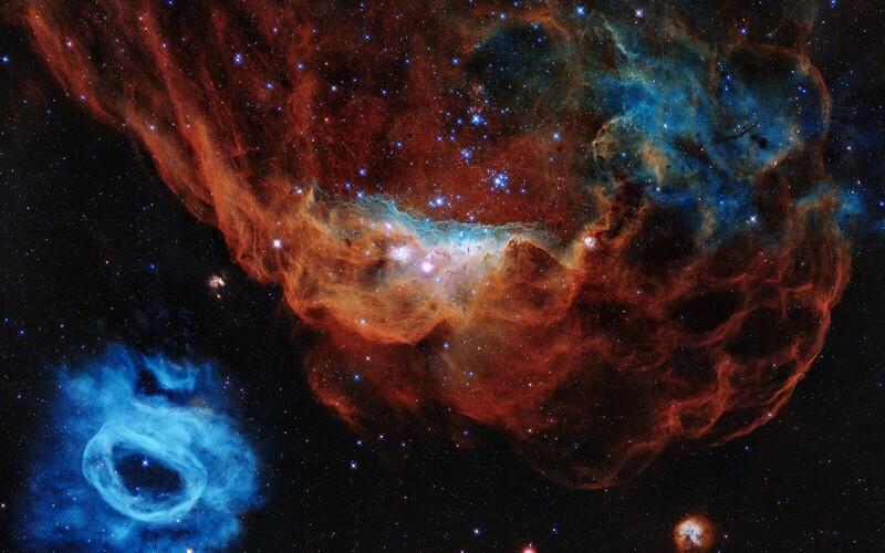 Internetem se šíří, že NASA našla důkazy o paralelním vesmíru. Pravda je daleko složitější.
