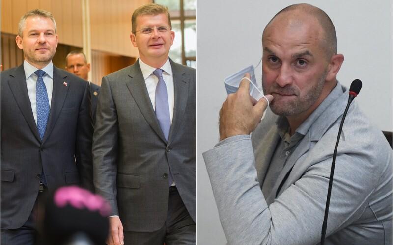 Ficov minister a Pellegriniho poslanec Žiga mal vybavovať cez Bödöra, aby mu nestíhali synovca. Policajti vraj dostali 50-tisíc.