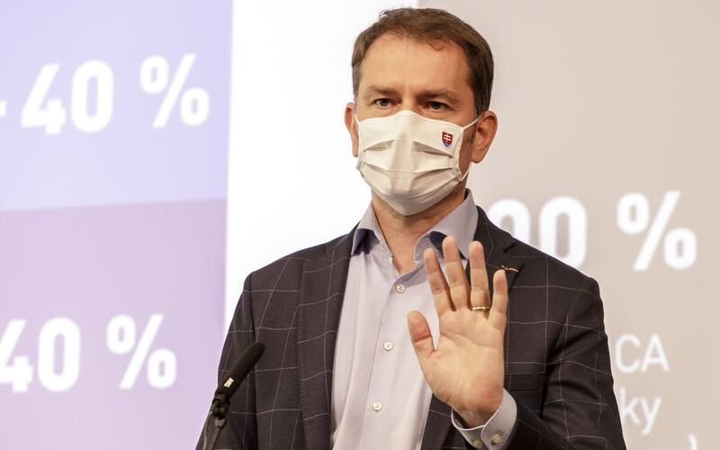 Igor Matovič: Chcem zmeniť zákon o protestoch, aby fašistická vymletá hlava nezablokovala diaľnicu.