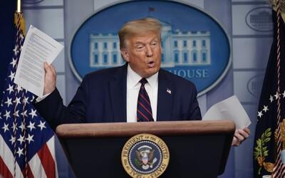 Trump tvrdí, že pokud prohraje volby, Američané se budou muset učit čínsky a Čína prý ovládne USA.