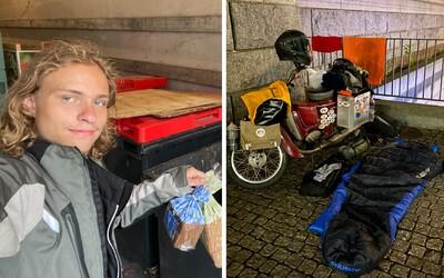 Prespával aj na uliciach, jedol, čo našiel v odpadkoch. Takto sa dá precestovať Škandinávia so študentským rozpočtom (Rozhovor)