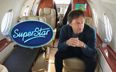 Paľo Habera si za posledný rok na účet pripísal pol milióna eur. Dopomohlo mu aj účinkovanie v SuperStar.