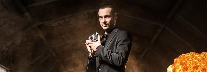 1. duben přinese začátek výstavy popartového fotografa Derecka Harda v Praze