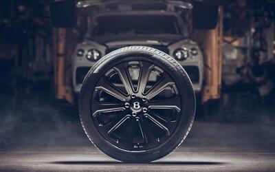 Bentley predstavilo najväčšie karbónové disky na svete, po 5 rokoch vývoja ich obuje Bentayga