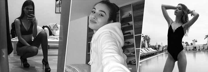 Nejkrásnější Češky a Slovenky na Instagramu: Následující dívky si tě zaručeně získají