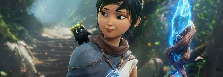 Kena: Bridge of Spirits je jedna z nejkrásnějších her tohoto roku. Užij si krásný trailer a těš se na zábavné dobrodružství