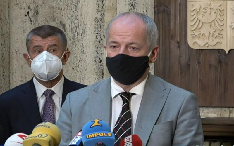 Roman Prymula: Nejsem ministr covidu. Budeme apelovat na školy, aby v pátek vyhlásily ředitelské volno.