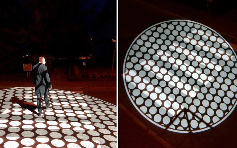 Nový priechod pre chodcov v Bratislave nemôžeš prehliadnuť. Vyzerá ako umelecká inštalácia.