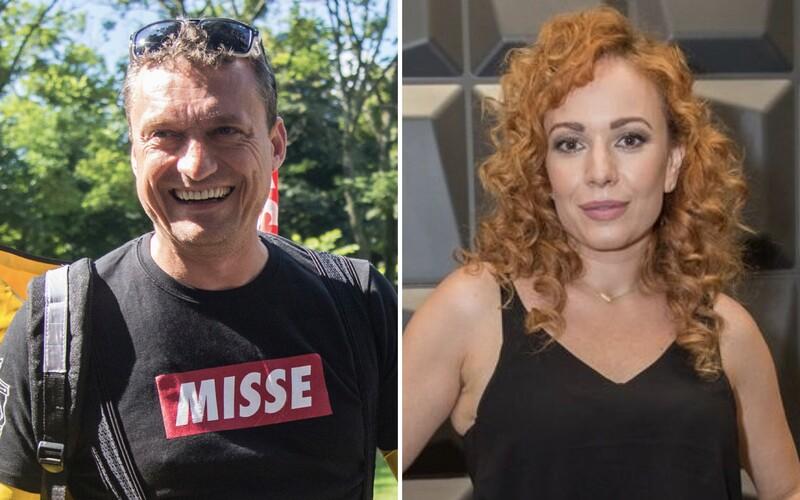 Moderátori očkovacej lotérie Marcel Forgáč a Vera Wisterová si za dvanásť týždňov domov odnesú astronomické sumy peňazí.