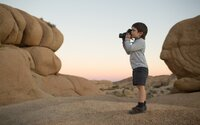 5-ročný fotograf baví takmer 150-tisíc fanúšikov na Instagrame. Je síce mladý, ale fotiť vie po svojom otcovi