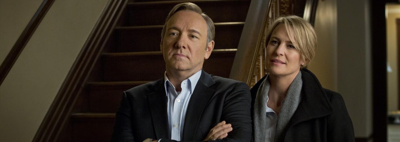 6. séria House of Cards bude posledná. Rozhodli sa tak tvorcovia kvôli sexuálnemu obťažovaniu, ktorého sa mal údajne Kevin Spacey dopustiť?