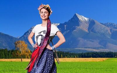 6 typických vecí pre Slovensko: Nechýba Kriváň, bohatá história, folklór, ženy či rôznorodé svetové prvenstvá