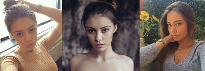 Působivá Srbka Nastasja nebezpečně kombinuje hnědé oči a vlasy. Na svůj genetický základ může být patřičně hrdá